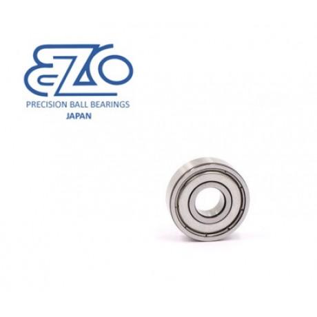 R8 ZZ SS RL.GPL207 - Nierdzewne - wysokotemperaturowe (+200°C) - (12,7x28,575x7,9) - EZO