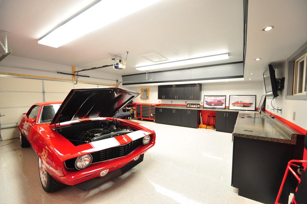 Oświetlenie Garażowe Jakiego Potrzebujesz I Na Co Zwrócić